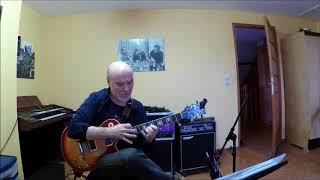 ralenti au métronome smoke on the water deep purple ma version solo