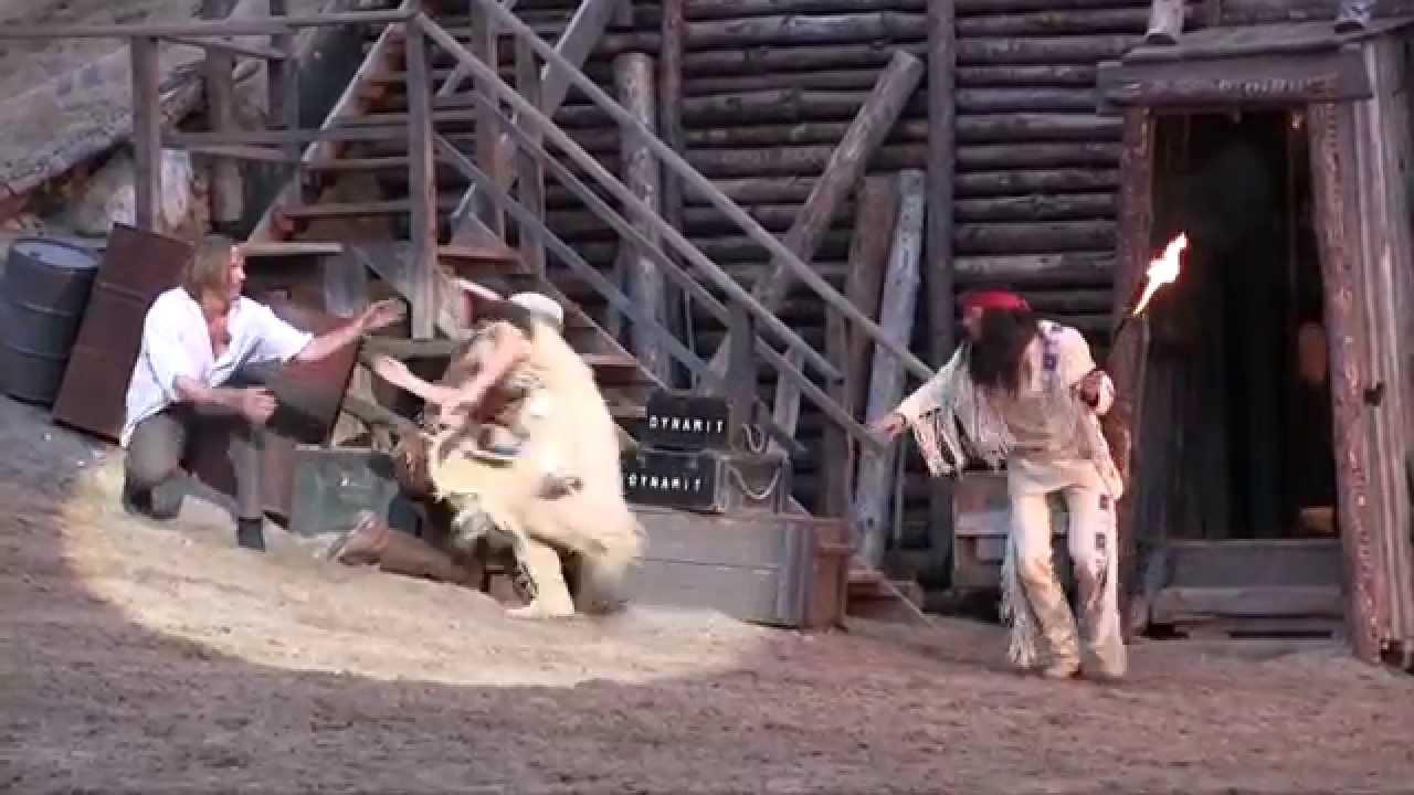 Im Tal Des Todes Trailer Deutsch Karl May Festspiele Bad Segeberg