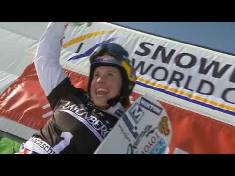 Samková snowboard spožděný start
