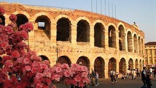 Верона(Верона Верона (Verona) может смело соперничать с Парижем за статус «самого романтичного города мира», ведь..., 2014-10-06T10:00:31.000Z)