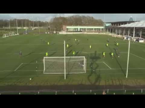 The FA Licensed Coaches Club   Coaching Masterclass with Dick Bate   Counter Attacking
