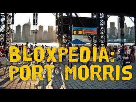 Bloxpedia: Port Morris