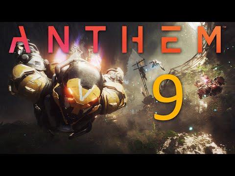 Anthem - Прохождение игры - кооператив - Контракт 'Руны Архологов' [#9]   PC