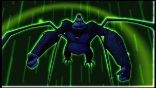 ben 10 ultimate alien cosmic destruction part 12 ultimate spidermonkey transformation