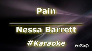 Nessa Barrett - Pąin (Karaoke)