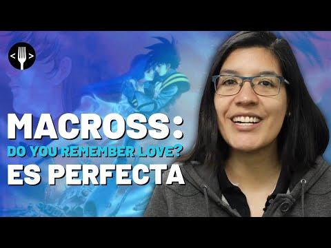 Macross: Do You Remember Love? es perfecta