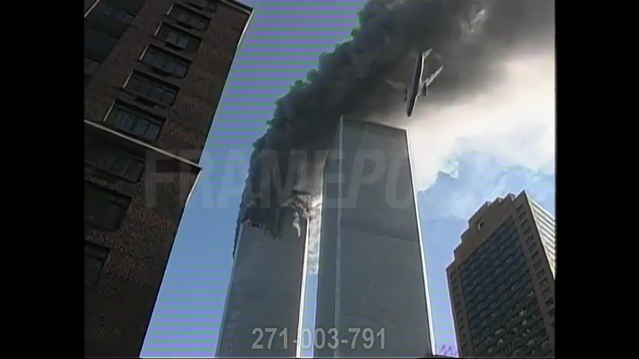 9/11 FOIA Videos: Street-Level Footage, Aerial Shots (Viewer Warning
