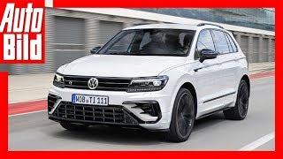 Zukunftsaussicht: VW Tiguan R (2018) - R kommt! Erste Details