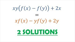 Solution 67: Substitution and Symmetry vs. a Functional Equation