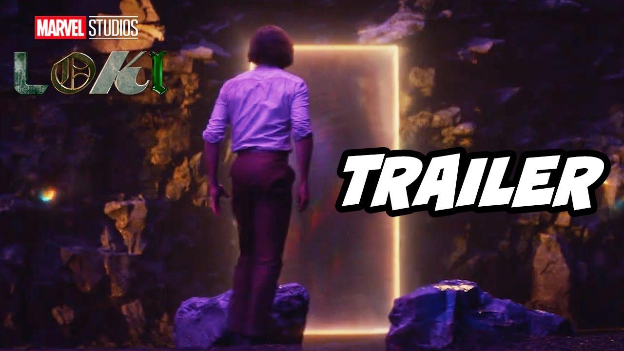 Loki Episode 3 Trailer Breakdown - Lady Loki Marvel Easter Eggs