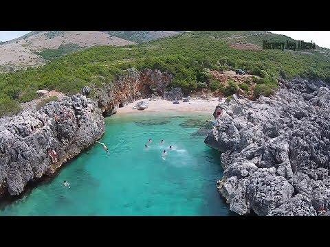 Albanian Riviera: Amazing Beach - Jalë, Himarë