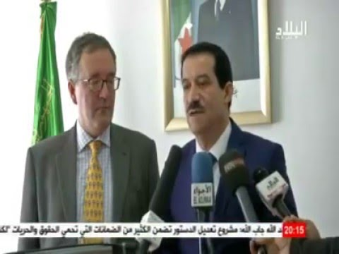 Partenariat algéro-britannique dans le tourisme