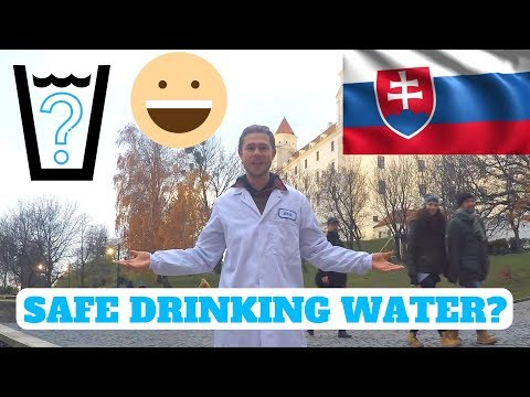 FINDING SAFE DRINKING WATER WHILE TRAVELLING