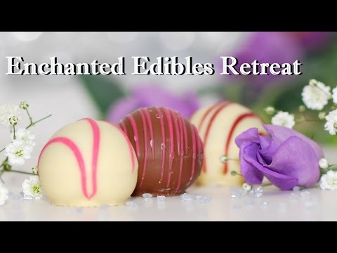 ASMR Enchanted Edibles Retreat RP (Sweet Treat Compilation)