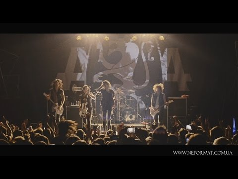 Asking Alexandria - 2 - Run Free - Live@Bingo, Kiev [03.11.2015]