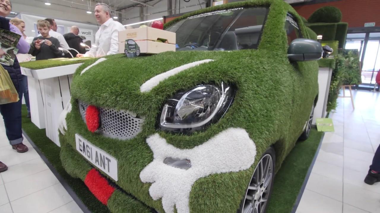 Relacja z Green Days 2019 - targi ogrodnictwa i architektury krajobrazu | Ptak Warsaw Expo