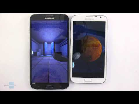 Samsung Galaxy Mega 6.3 vs Samsung Galaxy Note II
