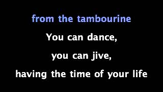 Abba - Dancing Queen Karaoke