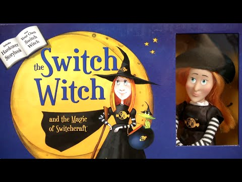 The Switch Witch and the Magic of Switchcraft from Four Boys Industries