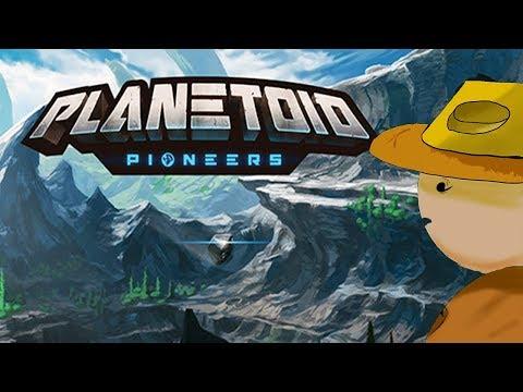 Planetoid Pioneers - Самая песочная песочница