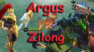 Download Video Mobile legends Zilong vs Argus  Full Attack Speed Build MP3 3GP MP4