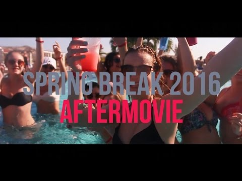 THE GREATEST CUBA VIDEO EVER [Spring Break 2016 Aftermovie]