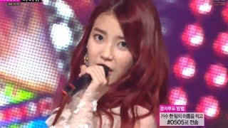 [HOT] IU - The red shoes, 아이유 - 분홍신, 3집 [Modern Times] Title, Show Music core 20131019