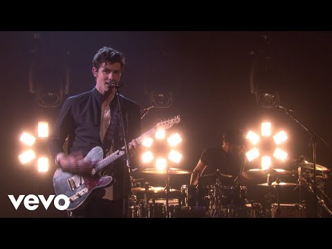 Shawn Mendes  In My Blood Live From The Ellen DeGeneres