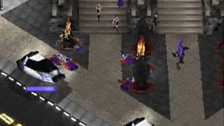 Syndicate Wars - Gameplay