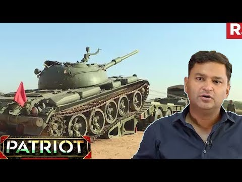 The Journey Of 'Tank Man' | Patriot At the Armoured Corps., Ahmedmagar