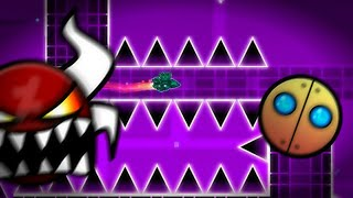 Geometry Dash   Conical Depression   [Extreme Demon][Auto]   [Gameplay]