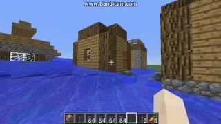 Tsunami Command Block Creation! (Minecraft)