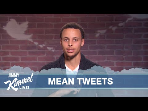 Mean Tweets - NBA Edition #3 from YouTube · Duration:  2 minutes 32 seconds