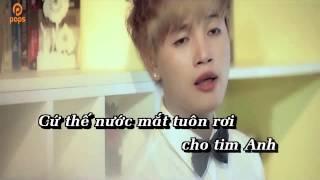 [Karaoke] Khoảng Cách - Khánh Phong (full beat)
