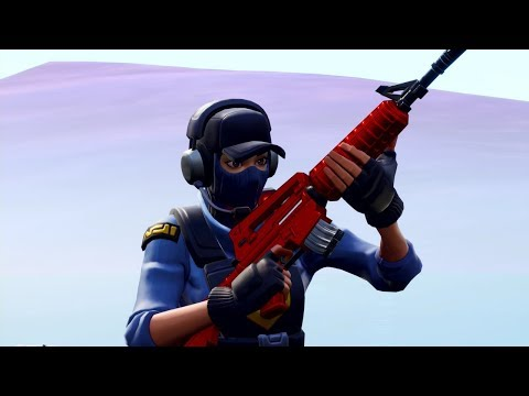*NEW* Epic Waypoint Skin Gameplay - Fortnite Battle Royale