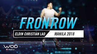 Eldin Christian Lao | FrontRow | World of Dance Manila Qualifier 2018