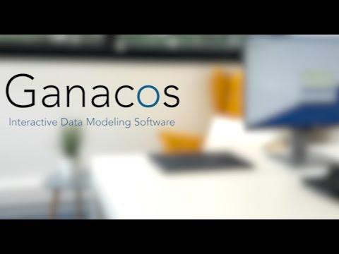 Ganacos demo - Interactive Data Modeling Software