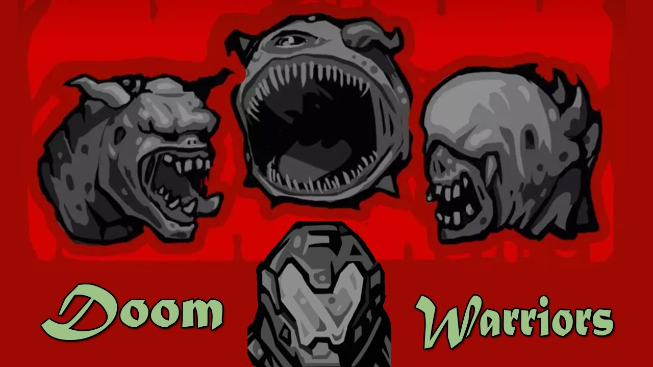 Knee deep in the 'droid: weird ways to play DOOM on Android