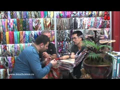 Import China Romania - Achizitii si negocieri prin Bizz2China