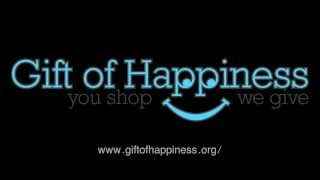 Gift of Happiness.org - Nonprofit Fundraising & Spreading Awareness for Charitable Causes