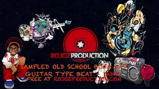 Free Old School x Boom Bap Guitar Type Beat   quotWhyquot