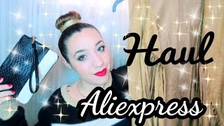 HAUL ALIEXPRESS ROPA Y COMPLEMENTOS / Kalipodecola
