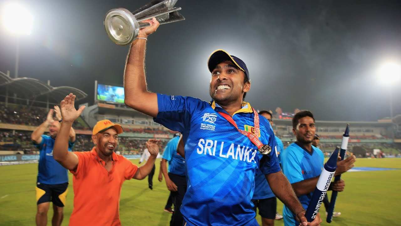 Mahela Jayawardene reminisces about 2014 T20 World Cup glory