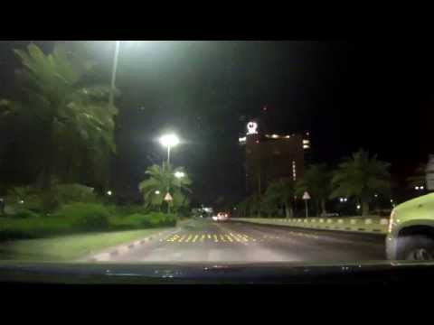 Night Driving in Kuwait's Streets ( ZERO )