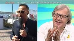 Sgarbi su Miss Italia: 'La gnocca è solo italiana'