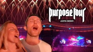 JUSTIN BIEBER'S PURPOSE TOUR LIVE IN CAPE TOWN!!