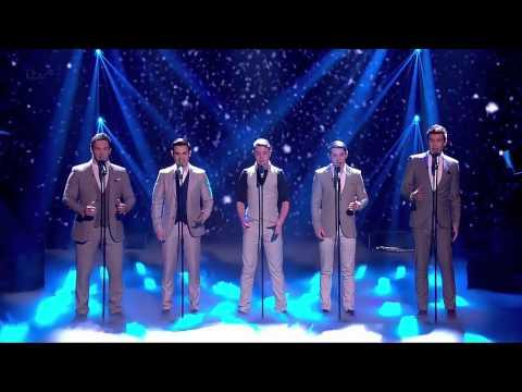 Collabro  Stars  Final  Britains Got Talent 2014
