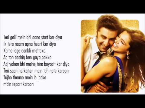Dilli Wali GirlFriend || Karaoke || Clean With Lyrics || FREE