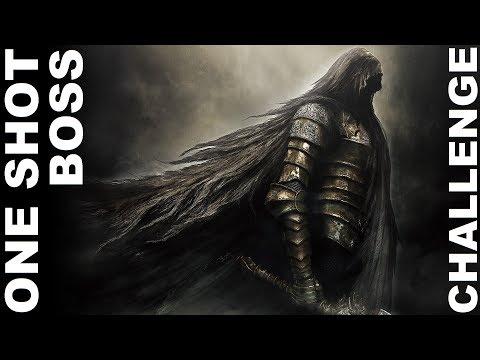 Dark Souls II: Scholar Of The First Sin - One Shot Boss Challenge
