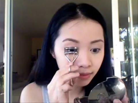 MichellePhan: Trang diem nhanh 5 phut mineral Makeup